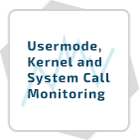 Usermode, Kernel and System Call Monitoring