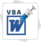 Dynamic VBA Instrumentation